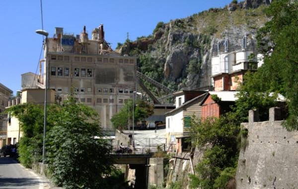 Le cave di calce del Monte Gazzo