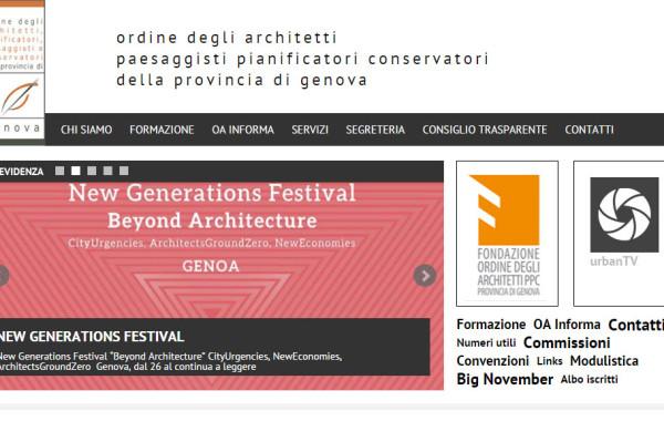 Rassegna cinematografica sui temi del New Generation Festival