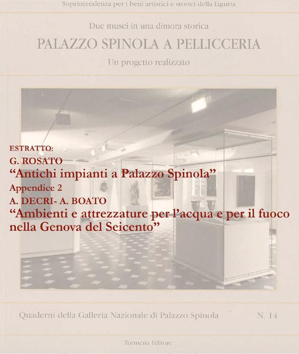 Protetto: Una cucina a Genova nell'Ottocento