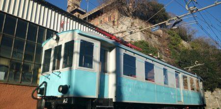 3 NOVEMBRE: degustazione Salame di Sant'Olcese e visita alla ditta Parodi, via motrice storica del trenino di Casella