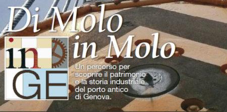 Di Molo in Molo su TGR Liguria e Il Secolo XIX