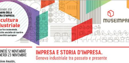 Settimana della Cultura di Impresa a Genova: Fondazione Ansaldo