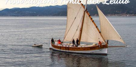 Commerci e imbarcazioni: una giornata a bordo dell'antico Leudo Nuovo Aiuto di Dio