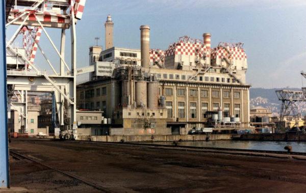 Protetto: Dentro la Centrale Termoelettrica del Porto di Genova