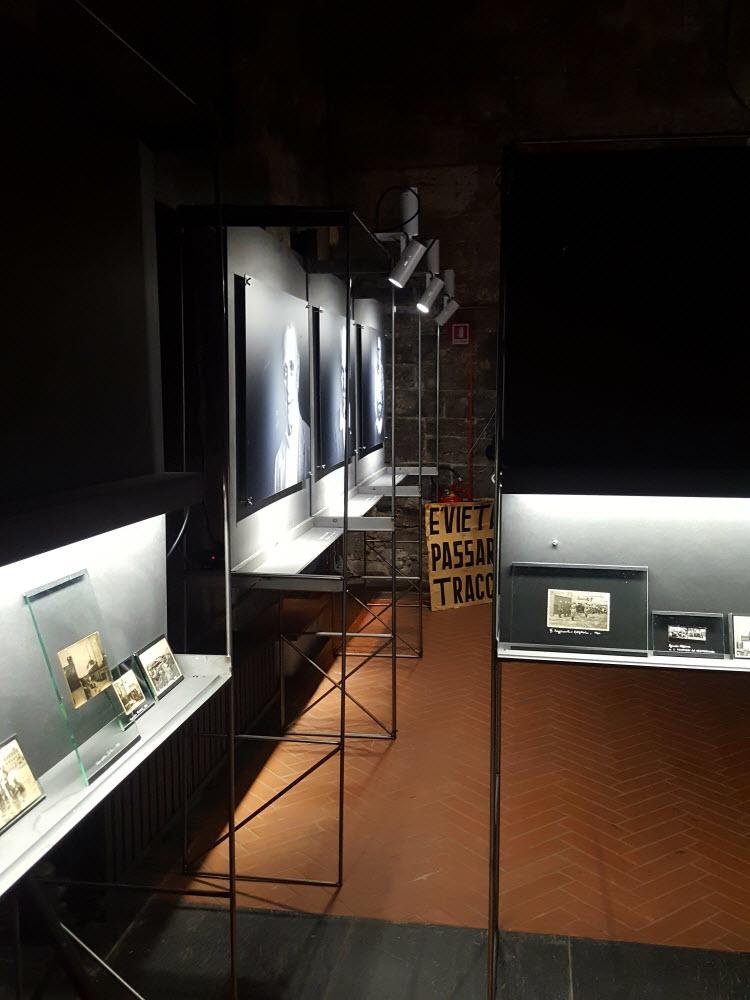 Fuori Onda visita mostra e film