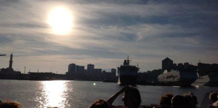 Venerdì 20 Settembre: il patrimonio industriale del porto di Genova in battello