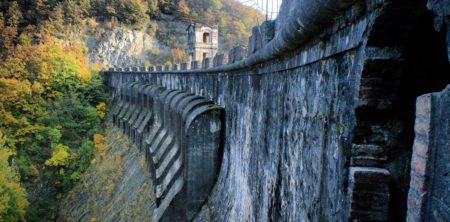 Sabato 28 settembre: la diga di Bric Zerbino a Ortiglieto – a cura di Jacopo Baccani