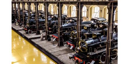 Aprile 2020: museo nazionale ferroviario di Pietrarsa, Napoli e Pompei