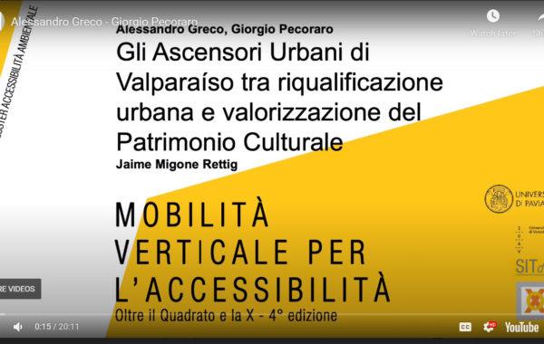 Mobilità verticale per l'accessibilità