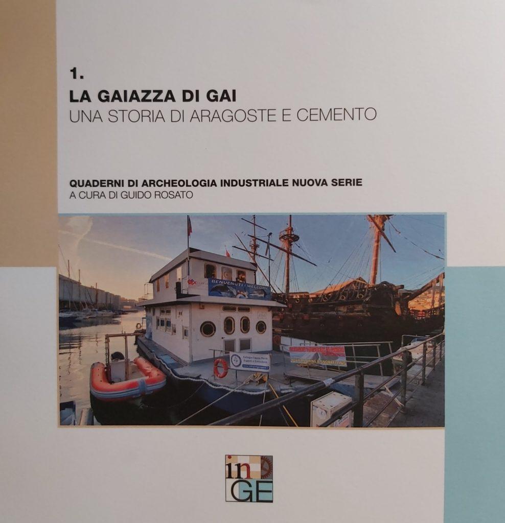 Aragostiera Quaderno Archeologia Industriale